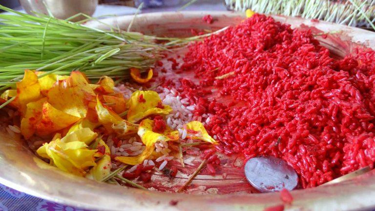 Dashain_tika